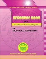 The Resource Book Cover Page Logo