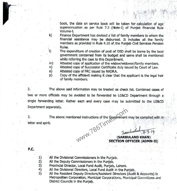 FINANCIAL GUIDELINES INSTRUCTIONS FOR 5-DAYS PEELI TRAINING 2019